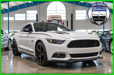 2016 Ford Mustang California Special 2016 California Special Used 5L V8 32V Manual RWD Coupe LCD Premium