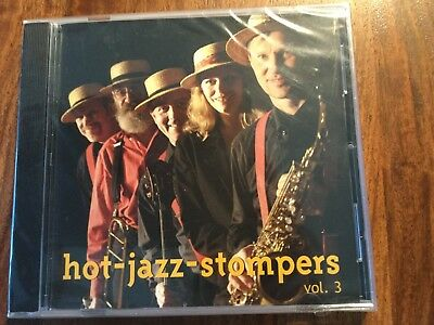 hot-jazz-stompers, vol. 3