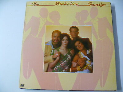 LP/Vinyl/Schallplatten: The Manhattan Transfer / Coming Out