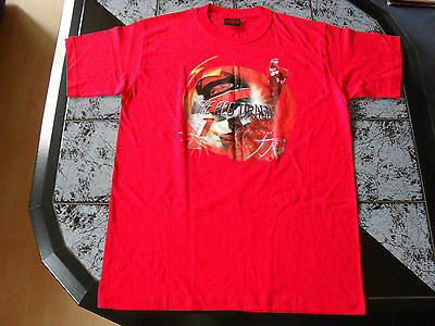 Ferrari Michael Schumacher F1 Shirt The Red Dragon
