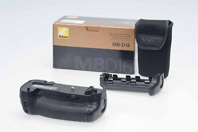 Genuine OEM Nikon MB-D16 Multi Power Battery Pack Grip for D750             #977
