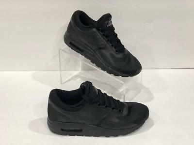 competitive price 107a7 baac7 NIKE AIR MAX ZERO ESSENTIAL BLACK Shoes  881224-006