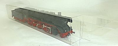 50 Pcs 360x55x40mm Locomotive Package Klarfalt Box Transparent Box 1:87 H0 Å