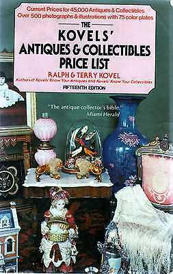 The Kovels' Antiques & Collectibles Price List 15th Edition (R1217)