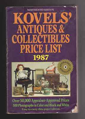 The Kovels' Antiques & Collectibles Price List 19th Edition R1217)