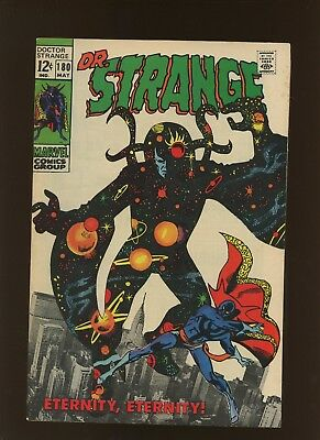 Dr. Strange 180 FN/VF 7.0 * 1 Book Lot * Clea! Wong! Eternity! Thomas & Colan!