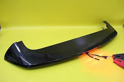 13 14 15 Buick Encore Rear Hatch Spoiler Wing With 3Rd Led Brake Light Black Oem