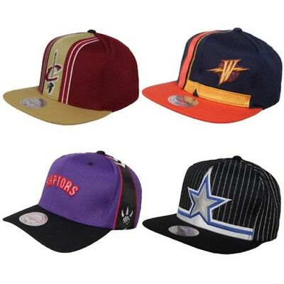 Mitchell & Ness NBA Jersey Cap Basketball Fan Snapback Leisure Baseball Cap New