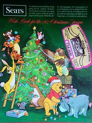 1972 & 1961 SEARS CHRISTMAS CATALOG on CD  Toys and More Vintage Wish Book