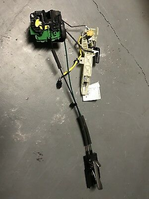 16 Hyundai Accent Left Front Door Lock Latch Actuator 2016 Oem