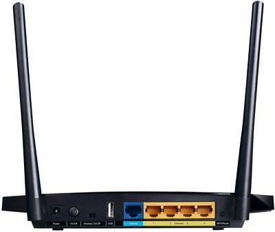 TP-LINK TL-WDR3500 N600 Wireless n Dual Band Router 600Mbps 2.4g / 5g USB