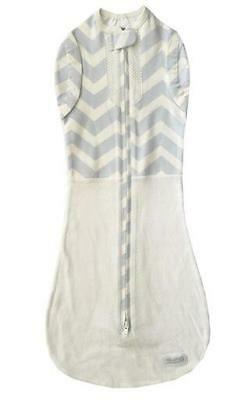 Summer Convertible - Dreamy Blue Chevron