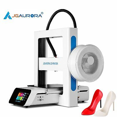 A3S JGAURORA 3D Printer i3Upgradest High Precision Reprap 3D Desktop Drucker DHL