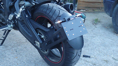 Wheel License Plate Holder | Sv 650 N (2003/2009)