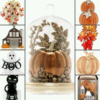 Bath And Body Works Wallflower Plug Ins Halloween & Fall   You Choose  New