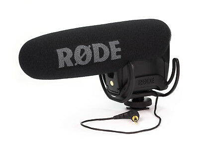 Rode VideoMic Pro with Rycote Lyre Shockmount NEW!