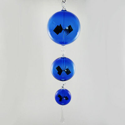 Radiometer Solar Radiometer to Hang 100/80/60 mm Hanging Blue with Drop