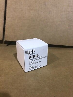 New Ohmeda Medical Bilibulb 6600-0262-200 Replacement Bulb