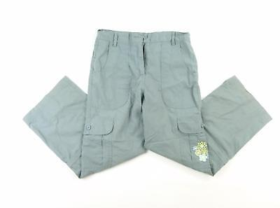 Peter Storm Boys Grey Trousers Age 8-9