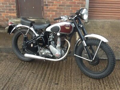BSA 350 B31 - SOLD to Archie