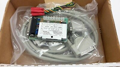 Honeywell Ademco Vista 4100SM Serial Interface Module w/ Cables Signaling Device