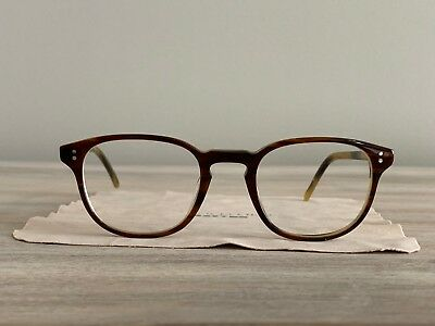 58134f9417 OLIVER PEOPLES OV5219 1310 Fairmont RX Eyeglasses 47