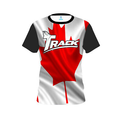 CoolWick 900 Global Mens English Flag Bowling Jersey