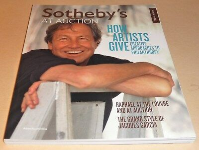 Sotheby's At Auction Catalog-Beautiful Paintings & Collectios (Judaica) Nov 2012