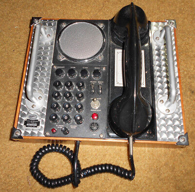 Spirit of St Louis Vintage Aviation Style Field Phone Retro Wall Desk Telephone