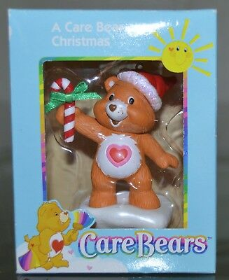 NEW Care Bears A care Bear candy cane Christmas Ornament American Greetings 2003