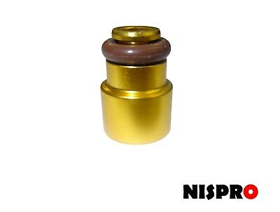 ASNU Adaptor Couplings FRC14 14mm to 14mm injector extension pack of 6