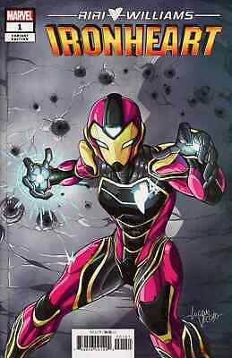 Ironheart 1 Luciano Vecchio 1:10 Incentive Variant Nm