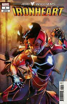Ironheart 1 1:25 Jamal Campbell Incentive Variant Nm