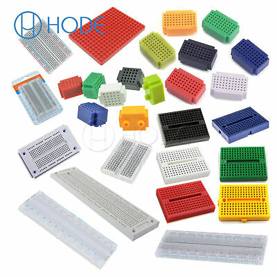 Solderless Breadboard 25/55/170/270/400/700/830  Available Test Develop DIY UK
