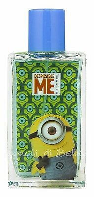 Profumo bambini MINIONS-DESPLICABLE ME MINIONS EDT 75ml spray