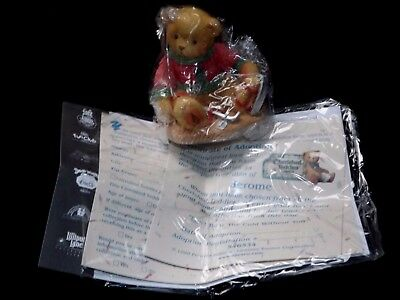 Cherished Teddies lot #1 353949A & 546534 IOB