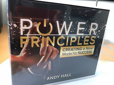 Power Principles-Creating a New Model for Success-by Andy Hall