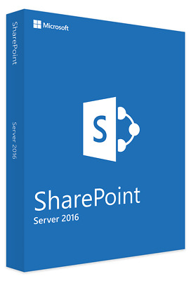 SharePoint Server 2016 Enterprise ( Key + Download Link)