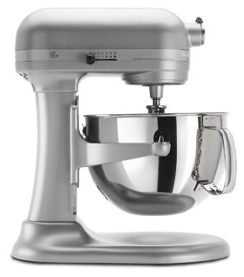KitchenAid 6Qt Pro 600 Mixer - Nickel Pearl