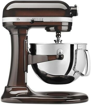 KitchenAid 6Qt Pro 600 Mixer - Espresso Brown