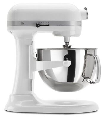 KitchenAid 6Qt Pro 600 Mixer - White