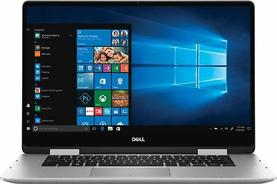 "Open-Box Certified: Dell - Inspiron 2-in-1 15.6"" Touch-Screen Laptop - Intel ..."