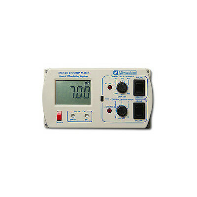 Milwaukee MC125 Professional pH/ORP Controller