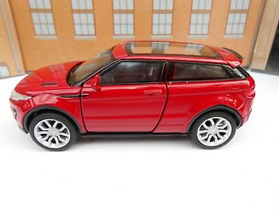 RANGE ROVER EVOQUE Toy Car MODEL DAD BOY GIRL BIRTHDAY CHRISTMAS GIFT BOXED NEW!