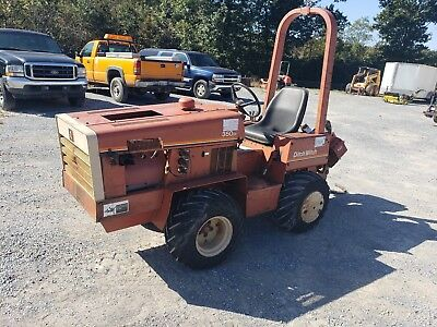 Ditch Witch 350SX Cable Plow