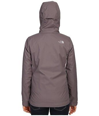 7dda714ab THE NORTH FACE MOSSWOOD TRICLIMATE GRAPHITE GREY Women's MEDIUM ...