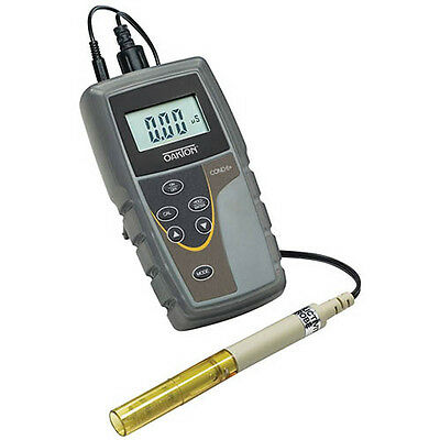 Oakton WD-35604-01 Eutech CON 6 Conductivity Meter with Probe & NIST