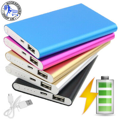 20000mAh Power Bank Portable USB Battery Charger For iPhone SAMSUNG Tablet UK