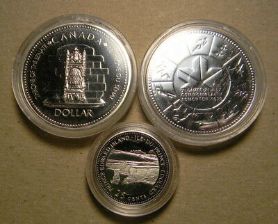 CANADA 1978 SPECIMEN COMMEMORATIVE SILVER DOLLAR COIN