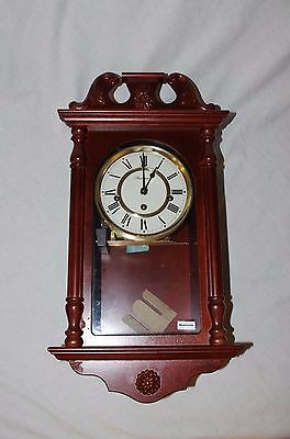 Sternreiter Winchester Movement Wooden Chime Wall Clock